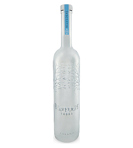 BELVEDERE Silver Saber vodka 1750ml