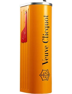 VEUVE CLICQUOT Brut Champagne mailbox gift set 750ml