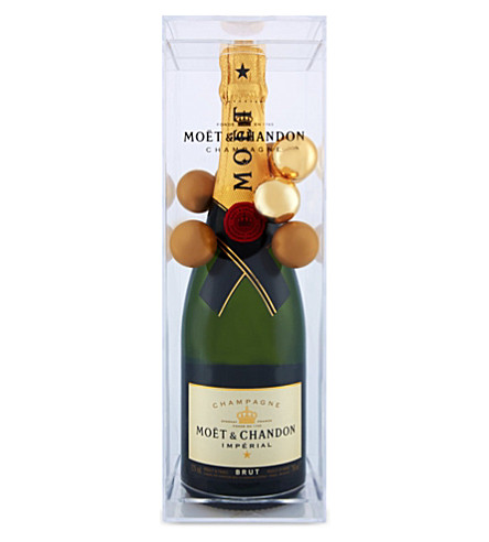 MOET & CHANDON Impérial Brut NV Champagne So Bubbly Gift Set 750ml