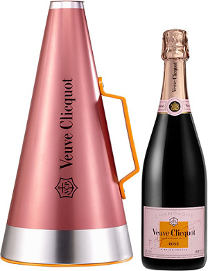 VEUVE CLICQUOT Rosé Scream Your Love 750ml