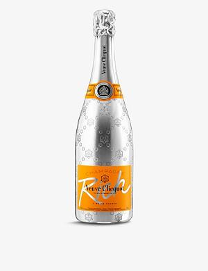 VEUVE CLICQUOT Rich champagne 750ml