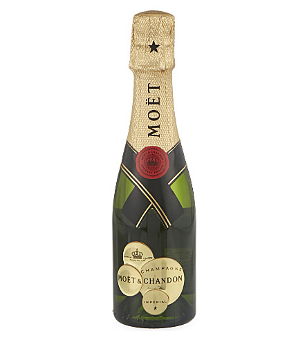 MOET & CHANDON Impérial Brut NV Champagne So Bubbly Mini Bottle 200ml