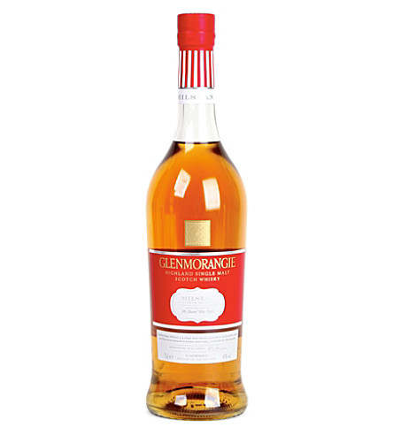 GLENMORANGIE Glenmorangie milsean single malt scotch whisky 700ml