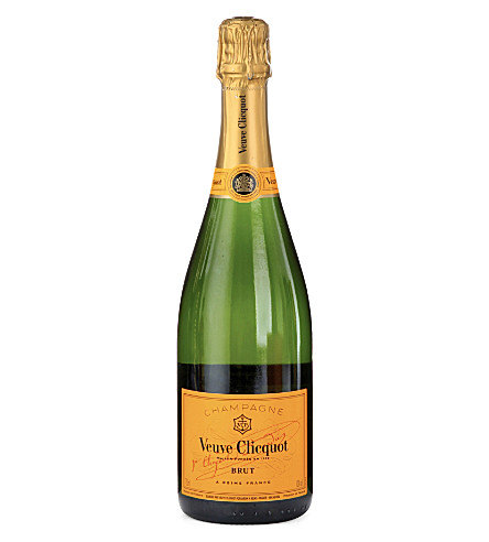 VEUVE CLICQUOT Veuve clicquot brut trunk 750ml