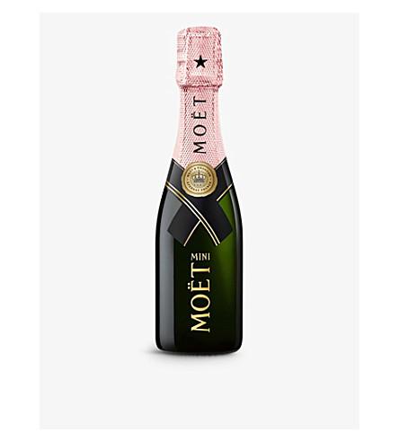 MOET & CHANDON Impérial Rosé NV Champagne 200ml