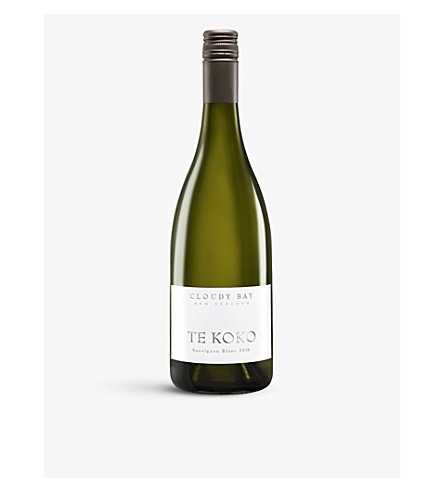 CLOUDY BAY Te Koko 2012 750ml