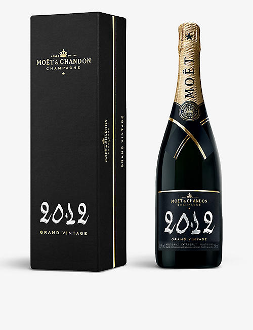 MOET & CHANDON 大葡萄酒香槟与礼品盒 2009 750毫升