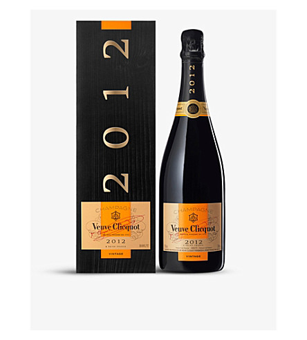 VEUVE CLICQUOT Ponsardin gift box 750ml
