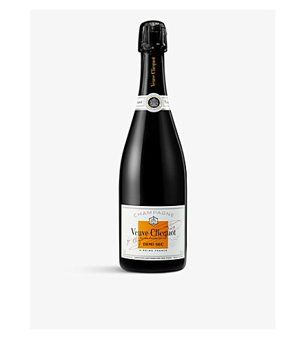VEUVE CLICQUOT Demi-Sec NV 750ml