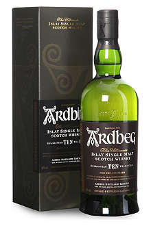 ARDBEG 10-year-old single malt Scotch whisky 700ml