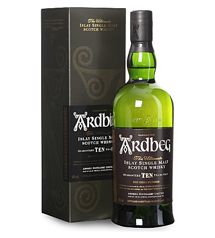 ARDBEG 10-year-old single malt Scotch whisky 700ml