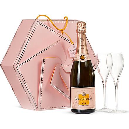 Rosé Couture Flute pack 750ml