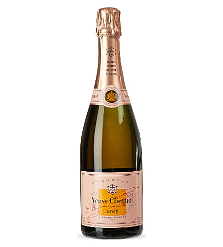 VEUVE CLICQUOT Rosé Couture gift box 750ml