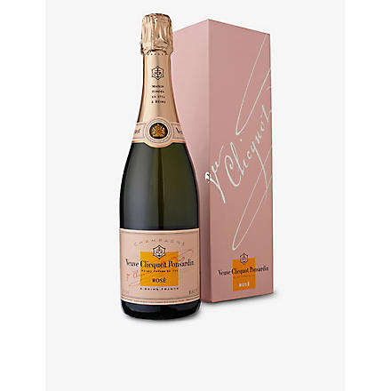 VEUVE CLICQUOT Brut Rosé NV 750ml