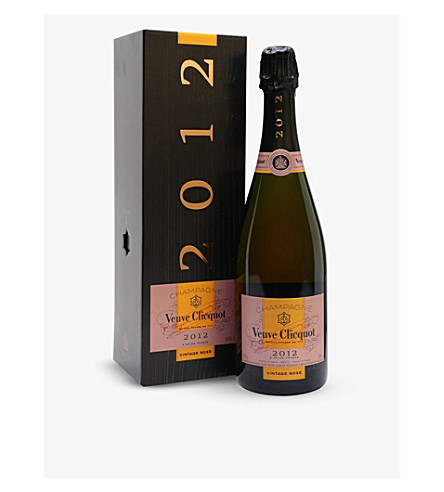 VEUVE CLICQUOT Rose Brut giftbox 750ml