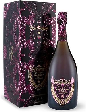 DOM PERIGNON Creator's Edition rosé Champagne 750ml