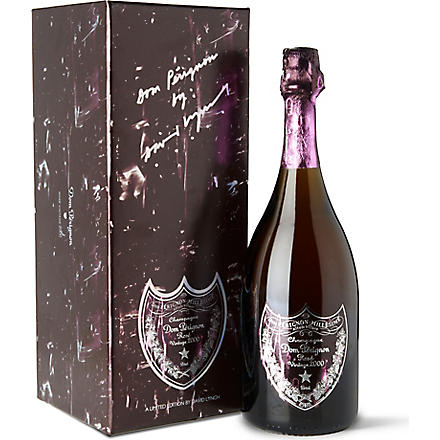 DOM PERIGNON Dom Pérignon by David Lynch Rosé 2000 limited edition 750ml