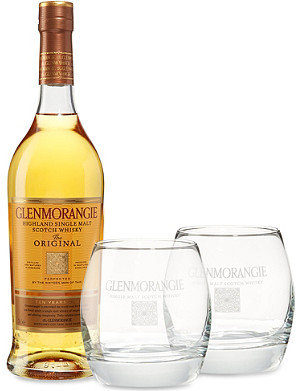 NONE 10 Year Old whisky glass set 700ml