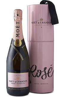 MOET ET CHANDON Rosé Imperial champagne