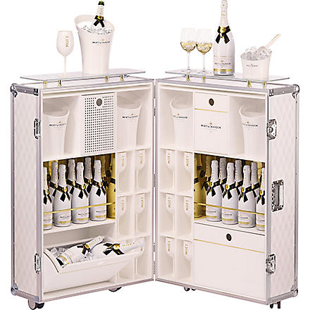 MOET ET CHANDON Ice Impérial Summer Escape Trunk 20 x 750ml