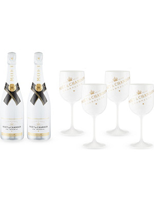 MOET ET CHANDON Ice Impérial Party pack  2 x 750ml
