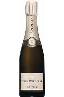 LOUIS ROEDERER Brut NV champagne 375ml