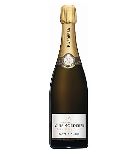 LOUIS ROEDERER Carte Blanc Demi Sec champagne 750ml