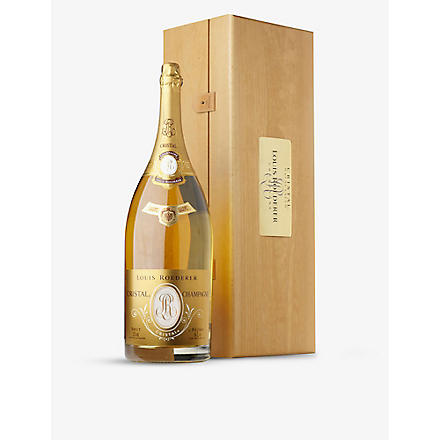 LOUIS ROEDERER Cristal Methuselah 6000ml