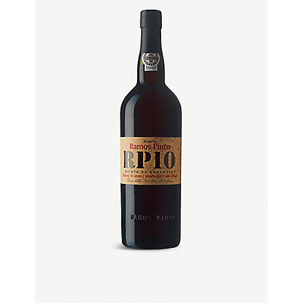 RAMOS PINTO 10 year old Tawny Quinta de Ervamoira 750ml