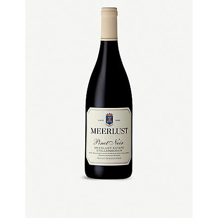 MEERLUST Pinot Noir 2010 750ml