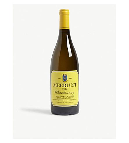 MEERLUST Chardonnay 2007 750ml