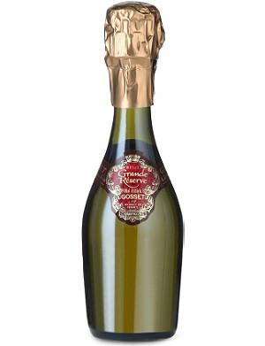 GOSSET Grand réserve champagne 200ml