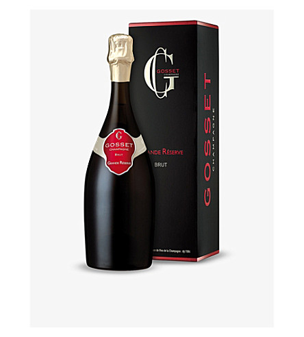 GOSSET Grand Réserve NV 750ml