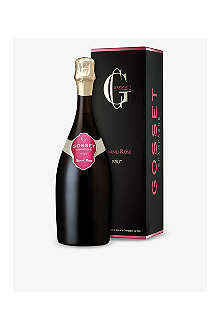 GOSSET Grand Reserve Rosé NV 750ml