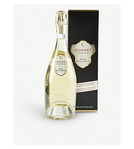 GOSSET Vendages Tardives Gewurztraminer 750ml