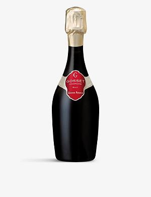 GOSSET Grand Réserve Brut Champagne 375ml