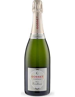 GOSSET Gosset Brut Excellence NV champagne 750ml