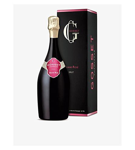GOSSET 大 Réserve 桃红香槟1500毫升