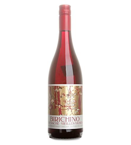 BIRICHINO Grenache Vielles Vignes 2010 750ml