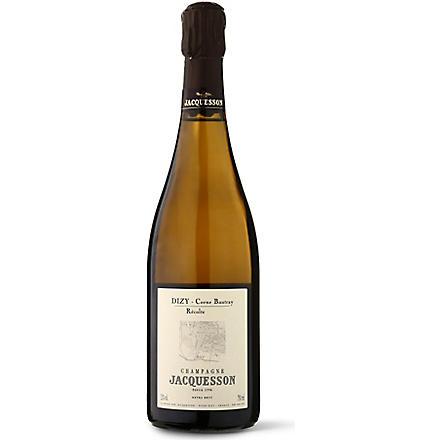JACQUESSON Dizy - Corne Bautray Brut champagne 750ml