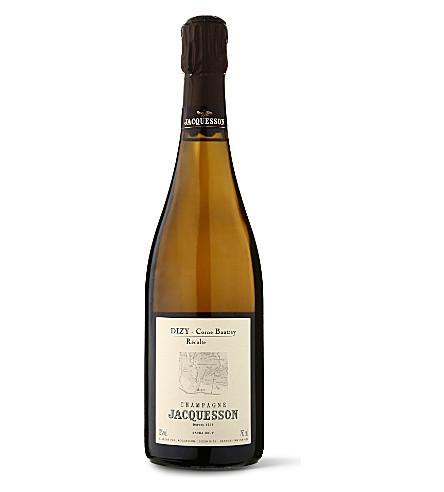JACQUESSON Dizy-孔宏德 Bautray 香槟香槟750毫升