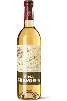 NONE Gravonia Blanco Crianza 750ml