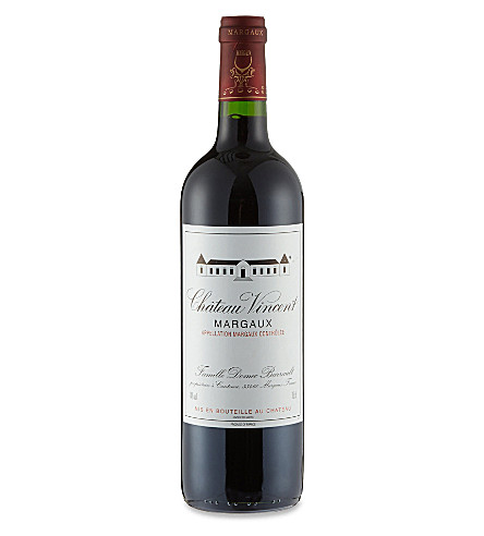 BORDEAUX Chateau Vincent Margaux 2009 750ml