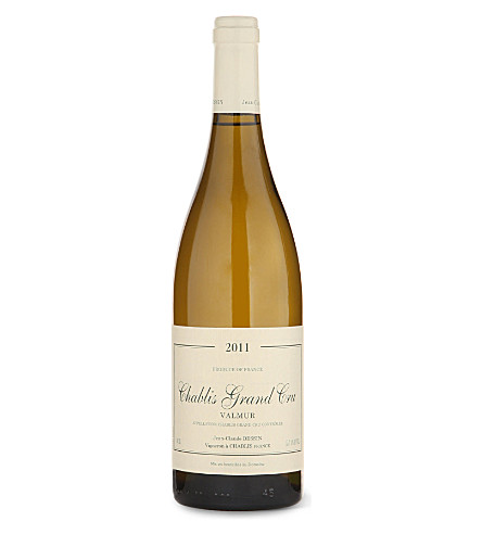 BURGUNDY Chablis Bessin grand cru Valmur 750ml