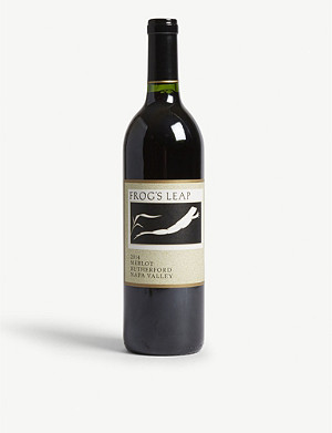 FROGS LEAP Merlot 2006 750ml