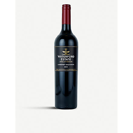WATERFORD ESTATE Cabernet Sauvignon 2005 750ml