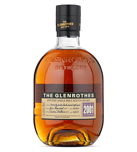 SPEYSIDE The Glenrothes single malt scotch whisky 700ml