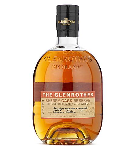 SPEYSIDE The Glenrothes Sherry Cask Reserve single malt scotch whisky 700ml