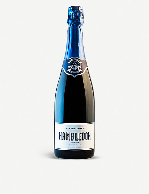 SPARKLING WINE Hambledon Classic Cuvée English sparkling wine 750ml