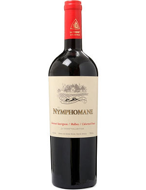 SOUTH AFRICA Nymphomane 2010 750ml